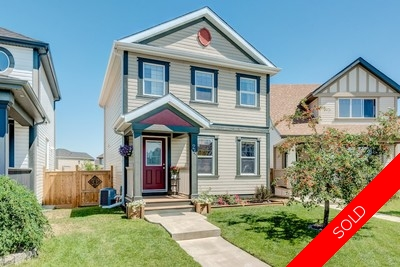 SUPER CUTE & STYLISH 2 Storey Detached Home in Copperfield! Special Location!
